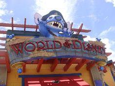 Downtown Disney - Disney World