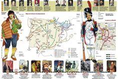 La Guerra de la Independencia Española fue una contienda mantenida entre 1808 y 1814 por el pueblo español contra los ejércitos franceses de Napoleón, la cual coincide con un intento de trasformar …