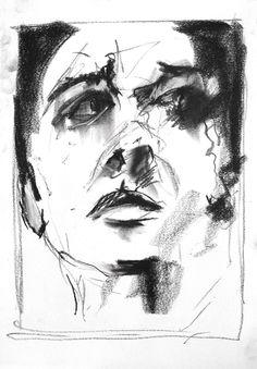 Tim Dayhuff - drawing - after Denning