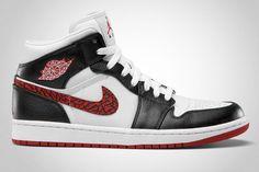 Bulls Air Jordan 1 Phat #sneakers