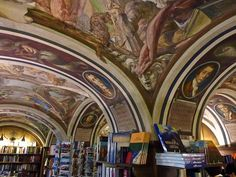 Vilnius University Bookstore - Lithuania.