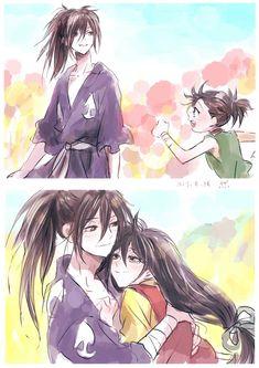 Cosas del anime Dororo (~^v^)~ # Fanfic # amreading # books # wattpad Fanarts Anime, Anime Characters, Art Tutorial, Popular Manga, Accel World, Estilo Anime, Anime Love Couple, Fan Art, Anime Life