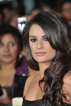 Lea Michele #beauty #makeup #celebrity