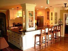 Traditional / craftsman - traditional - kitchen - austin - by JOHN DANCEY Custom Designing/Remodeling/Building