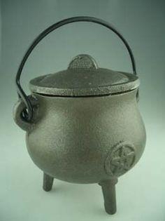 Small Traditionally Shaped Cauldron