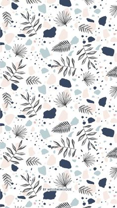 29 New ideas wall paper iphone girly pattern Wallpaper Free, Iphone Background Wallpaper, Tumblr Wallpaper, Cellphone Wallpaper, Screen Wallpaper, Flower Wallpaper, Galaxy Wallpaper, Trendy Wallpaper, Pattern Wallpaper Iphone