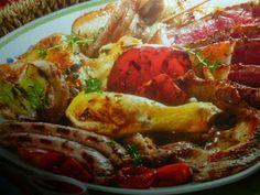 un mondo di ricette: grigliata mista