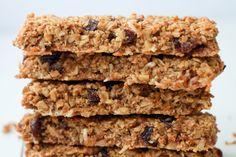 carrot granola bars