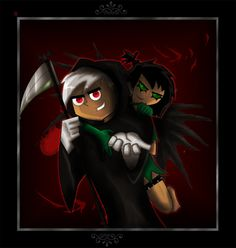 Angels of Darkness by DannyPhantomAddict.deviantart.com on @deviantART