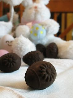 Paleo cream eggs - Try these for paleo easter idea