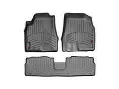WeatherTech FloorLiner - car floor mats liner, floor tray protects and lines the floor of truck and SUV carpeting from mud, snow, water and dirt | WeatherTech.com
