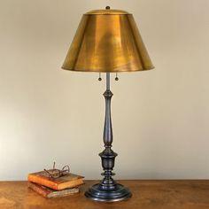 The New York Public Library Reading Table Lamp. Visual Comfort http://www.amazon.com/dp/B00337KPRK/ref=cm_sw_r_pi_dp_yhqqvb1G3WB0C