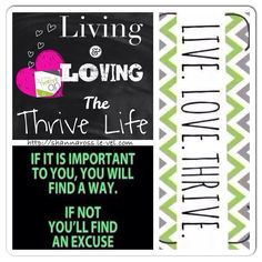 Just sayin' We found excuses for about 6 weeks....and now we are asking ourselves WHY WHY WHY we could have started this so long ago. We are here now and not turning back! Check it out my link.  jerseygirl174.Le-Vel.com