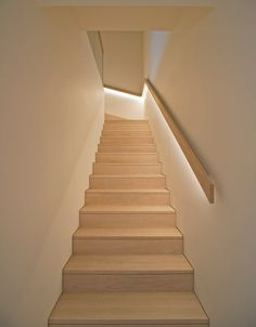 - Stairway Designs & Ideas - 10 Stairway Lighting Ideas that Will Impress You - Tags: stairway ligh. 10 Stairway Lighting Ideas that Will Impress You - Tags: stairway lighting ideas, stair lighting ideas, stair lighting ideas, stair lighting ideas,. Staircase Handrail, Stair Railing, Staircase Design, Handrail Ideas, Wood Handrail, Banisters, Grand Staircase, Staircase Lighting Ideas, Stairway Lighting