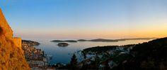 Sunset Hvar, Croatia by MaussuaM  on 500px