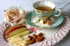 Afternoon tea and treats -@Melanie Kendal has a great board called Let's revive afternoon tea. thanks Melanie! I have repined to my English Tea board, which I have enjoyed building.