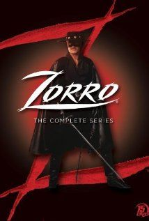 One of my favorite finds this year. Yes, I am a Zorro fan.