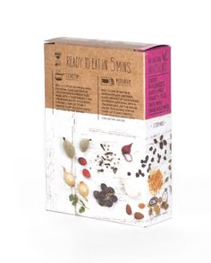 Packaging of the World: Creative Package Design Archive and Gallery: Pereg Gourmet Natural Foods