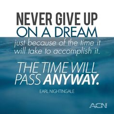 Anything worth doing takes time mate  Trust the process  #ACNWorldwide #ACN #WeAreACN www.cmonaussie.acnibo.com cheers Spud