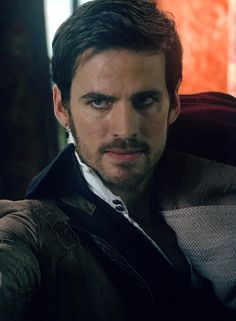 Too freaking sexy<< tall and dark guys are usually are not my type BUT C'MON!! But Hook (Killian Jones) is like the exception!!! i mean look at that guyliner haha <3