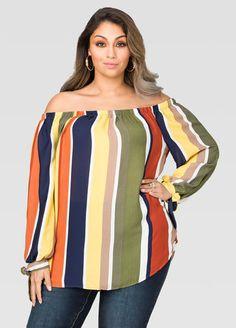 5af53512 45 Best Ashley Stewart images | Curvy girl fashion, Plus fashion ...