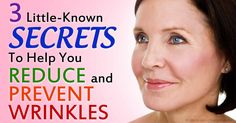 If you're interested in preventing wrinkles, paying attention to your diet is what you should do NOW.
