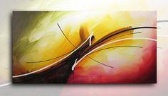 Quadros Decorativos Abstratos 120x60cm QB0033 Modelo QB0033 Condição Novo…