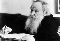 Leo Tolstoy Creates a List of the 50+ Books That Influenced Him Most (1891)- some wonderful works on this list (as if that's a surprise)