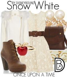 How to looklike modern day snow white