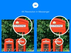 Making Visual Messaging Even Better  Introducing High Resolution Photos in Messenger | Facebook Newsroom