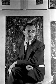 Galeria Krzywe Koło 1958, fot. Tadeusz Rolke
