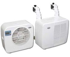 EUROM AC2400 (split) Airco Airconditioner voor caravan/camper MEGAKLAPPER!!!! (Tijdelijk geen verzendkosten!!) OP=OP