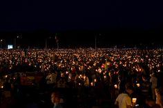 ŚDM 2016: Brzegi - nocne czuwanie papieża Franciszka z pielgrzymami - Wiadomości