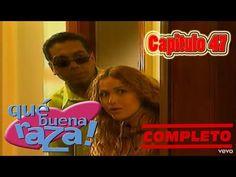 Qué Buena Raza Capitulo 47 Completo - YouTube