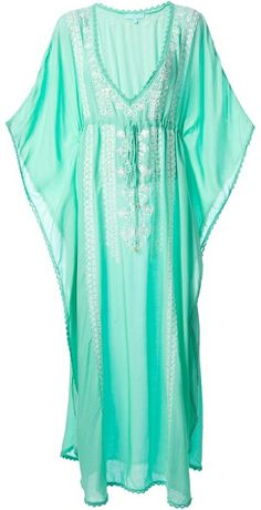 These are so gorgeous - super flattering any size can wear these kaftan dresses & look stunning