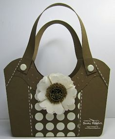 Soft Suede Birthday Bag