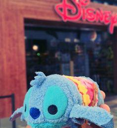 Hawaii Disney Store Exclusive Stitch Tsum Tsum