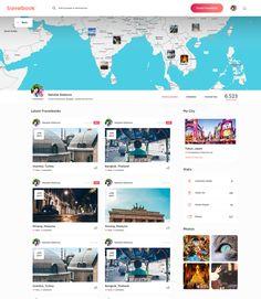 Travelbook Travel Influencer Community - UpLabs