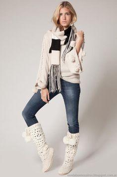 Blog de moda Argentina, tejidos Agostina Bianchi