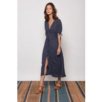 Robe Marguerite Dots
