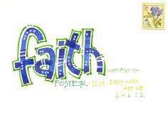 pushing the envelopes: ccc faith