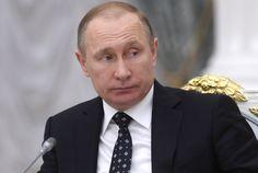 The U.S. Is Point-Blank Accusing Vladimir Putin of Corruption