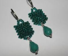 Beading Jewelry, Drop Earrings, Beads, Fashion, Earrings, Beading, Moda, Bead, Fashion Styles