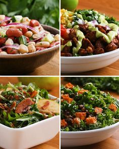 Protein-Packed Salads | Recipes