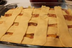 This has got to be the best peach cobbler EVER. It's full of juicy ripe peaches, that we flavor with cinnamon, nutmeg, and vanilla. We make a delicious homemade flaky butter crust . All from …