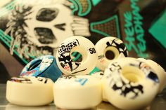 Monday Madness!!! Come in on a Monday to Orbit Skate and Boutique and buy a set of Bones Wheels and receive a FREE set of bearings!!! Just mention this post!!