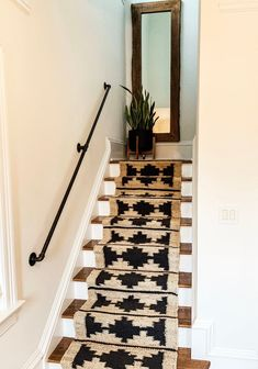 1 Pipe Handrail for Stairs Industrial Safety Handrail Hand Railing Pipe Railing Industrial Farmhouse Decor Easy Home Remodel Black Railing, Pipe Railing, Metal Railings, Stair Handrail, Banisters, Hand Railing, Railings For Stairs, Banister Rails, Rugs For Stairs
