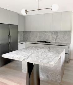 Whats your dream kitchen island? This masterpiece is constructed using Super White Quartzite with a matching splashback and bench top. For all enquiries contact SK Pietra 0450 414 413 . Luxury Interior, Interior Styling, Interior Design, Kitchen Layout, Kitchen Design, Modern Contemporary Living Room, Art Deco, All White Kitchen, Kitchen Benches