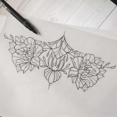 underboob lace sternum designs - Google Search