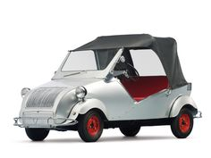1955–57 Biscuter 200-A Zapatilla